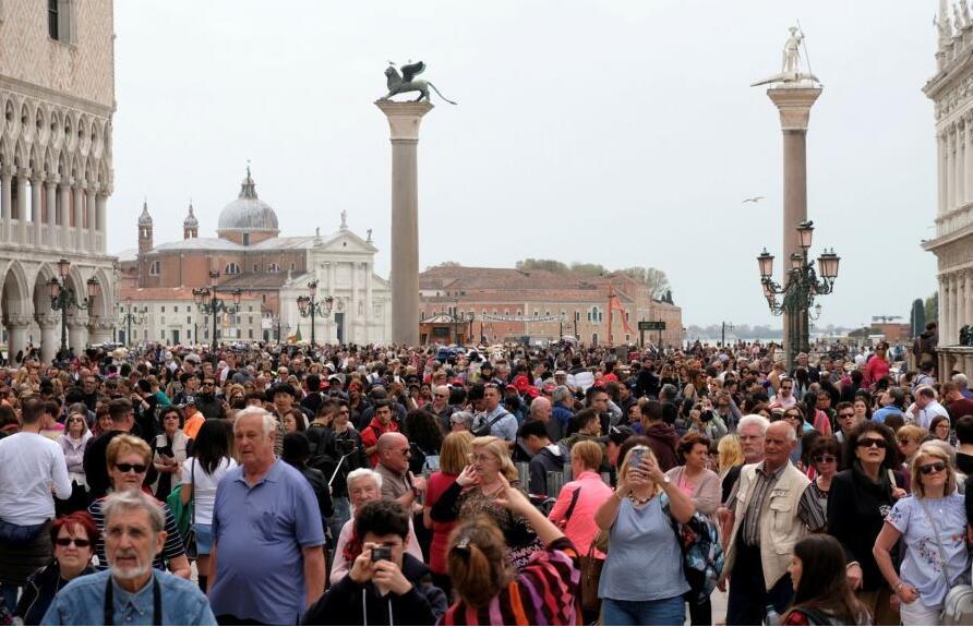 威尼斯将对游客收门票.jpg