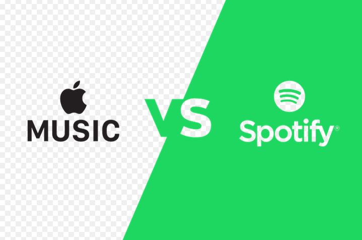 苹果vs声田