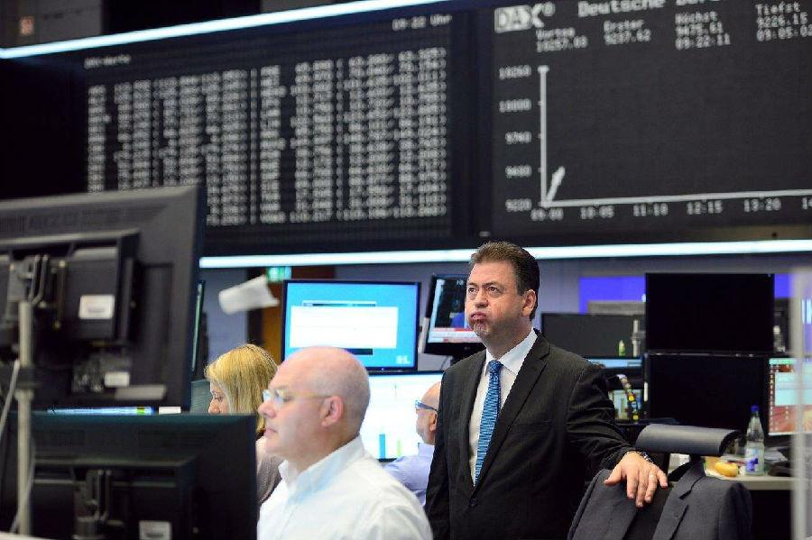 英国脱欧或致金融市场混乱.jpg