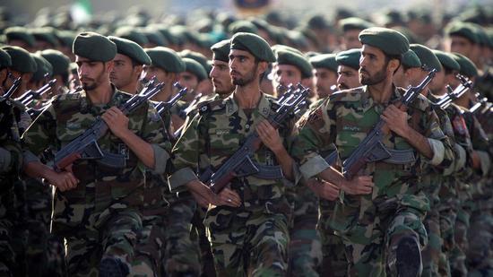 伊朗伊斯兰革命卫队(资料图).png