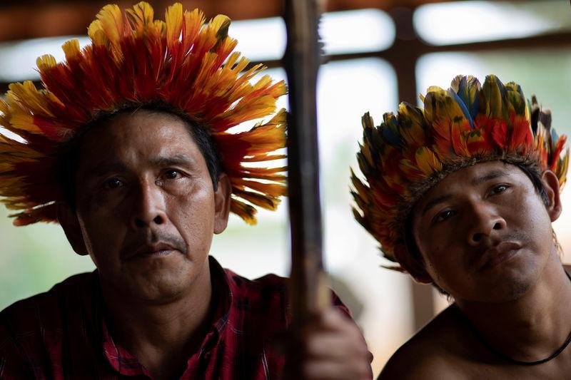 巴西部落领土面临新的威胁.jpg