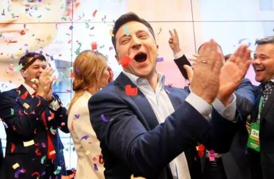 乌克兰喜剧演员当选总统.jpg