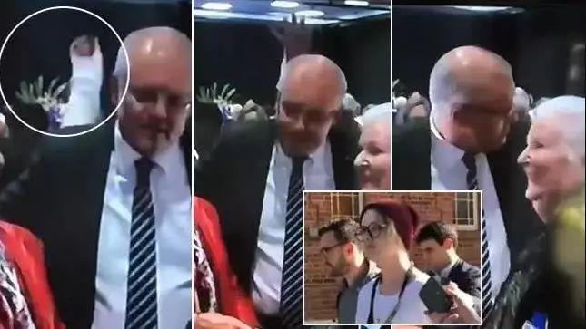 抗议者向澳总理扔鸡蛋.jpg