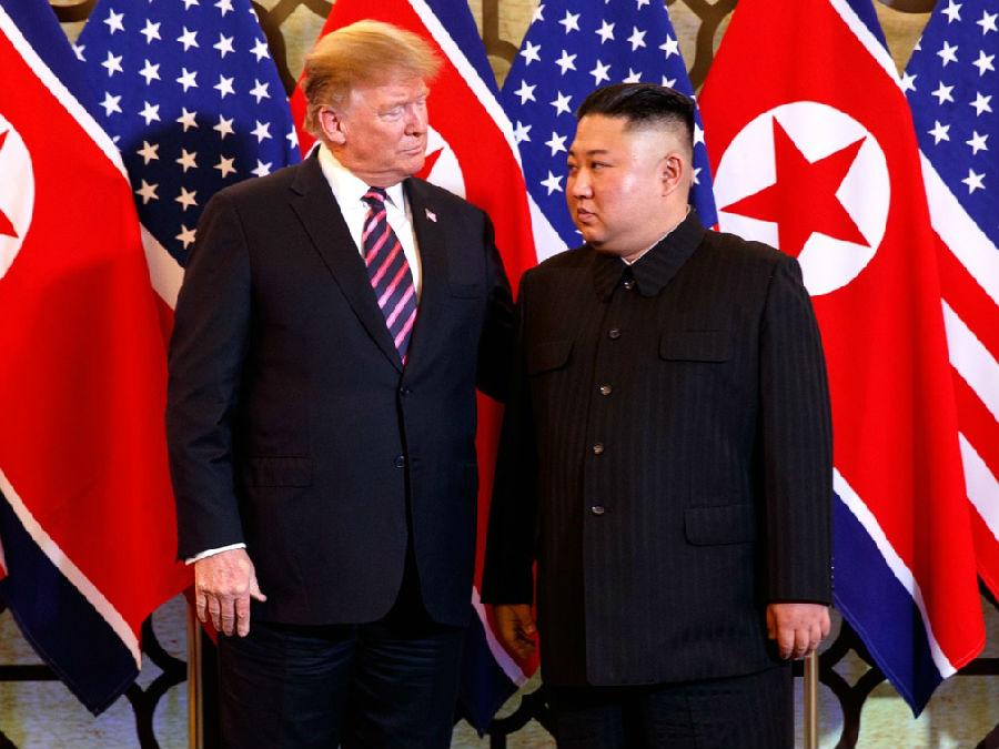 朝鲜发射导弹意在试探美国?.jpg