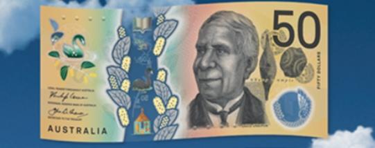 """纸币印错单词 澳大利亚央行称不影响""""使用"""".png"""