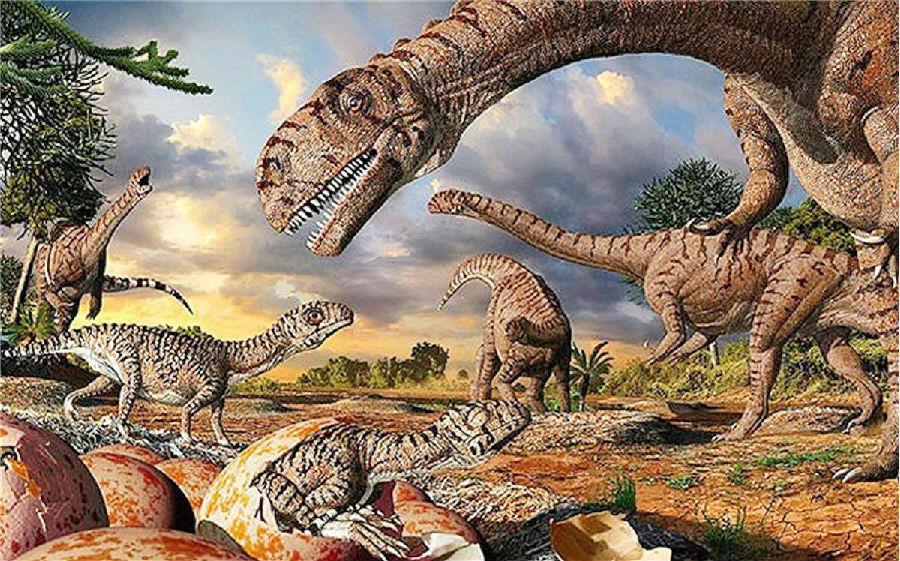 BBC紀錄片地平線《恐龍滅絕真相》