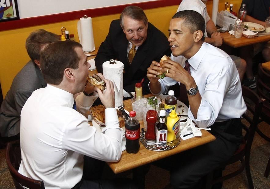 总统出门吃饭.jpg
