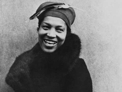 最著名的美国黑人女作家之一—佐拉·尼尔·赫斯顿.jpg