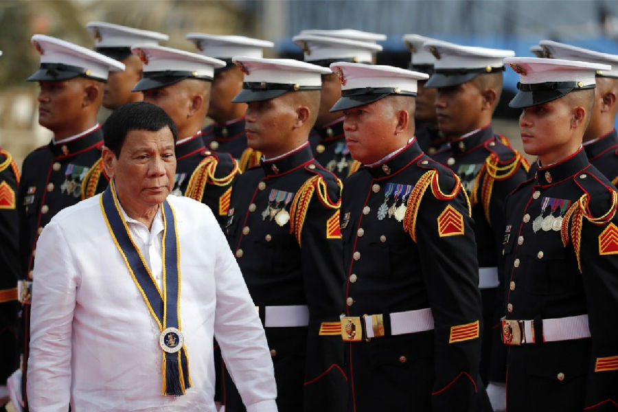 大赦组织:菲律宾镇压毒品行动是大规模谋杀.jpg