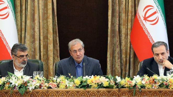 伊朗威胁称将采取进一步措施退出核协议.jpg