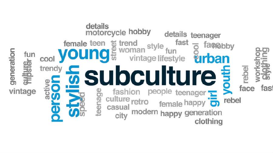 次文化是什么