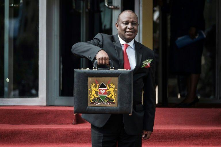 肯尼亚财政部长因涉嫌贪腐被捕.jpg