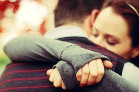 一个简单的拥抱