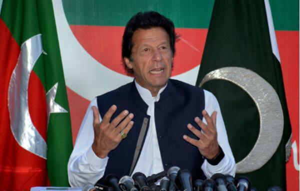 """巴基斯坦总理公开""""叫板""""印度.jpg"""