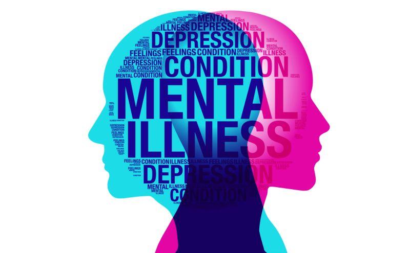 心理上的疾病