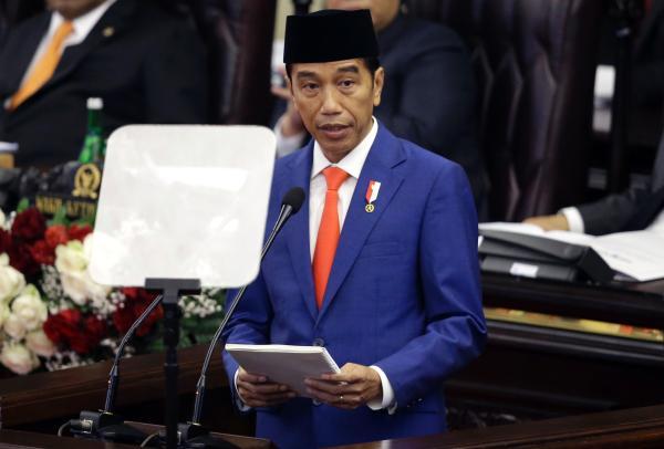 """印尼总统正式宣布""""迁都""""新址.jpg"""