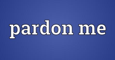 别人说英语没听清 除了pardon还能说什么?
