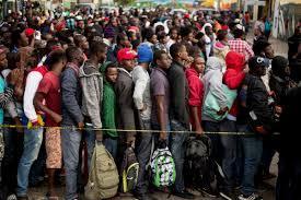 Many From Africa, Haiti Seek Asylum at US Southern Border.jpg