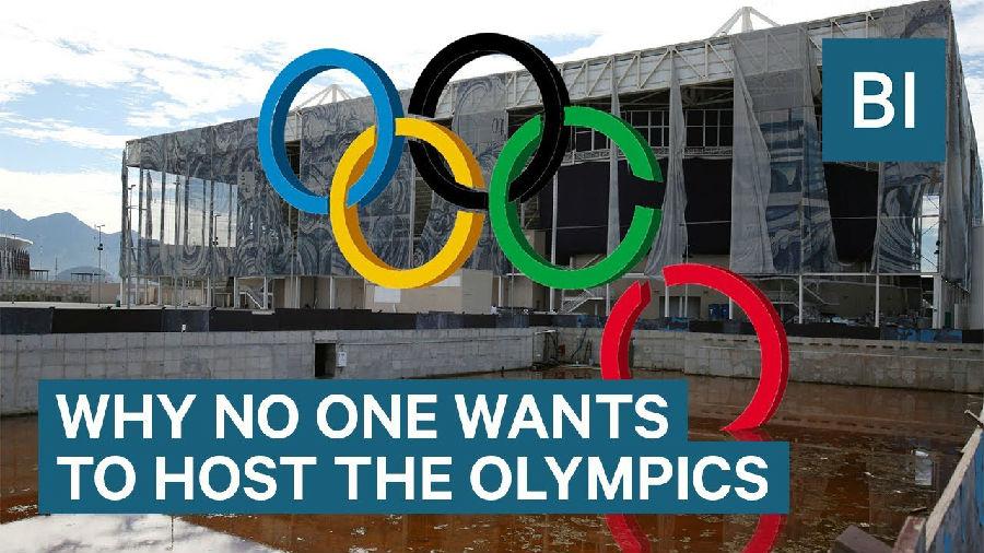为什么不再热衷申办奥运会