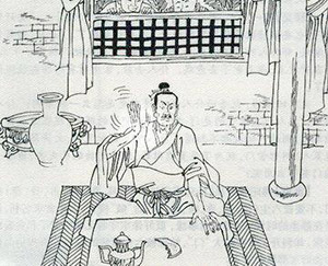 11《百喻经·欲食半饼喻》.jpg