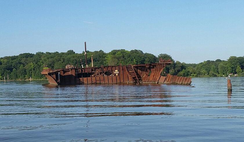 美国设沉船遗址海洋保护区.jpg