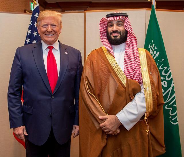 沙特王储称对卡舒吉遇害负全责.jpeg