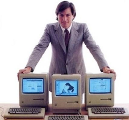 1984年蘋果發布會 喬布斯介紹麥金塔