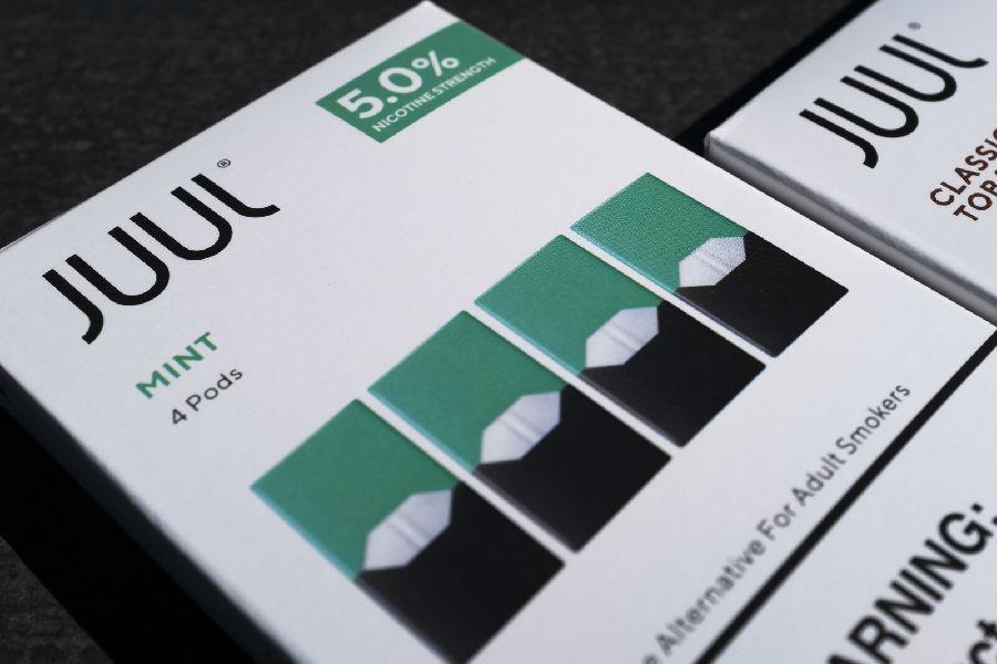 電子煙制造商Juul正在接受聯邦調查.jpg