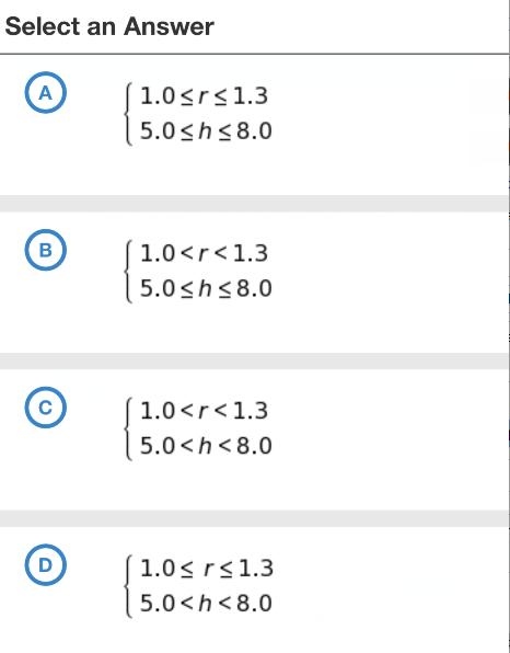 SAT官方每日一題附答案和解析[數學](2019年10月15日)