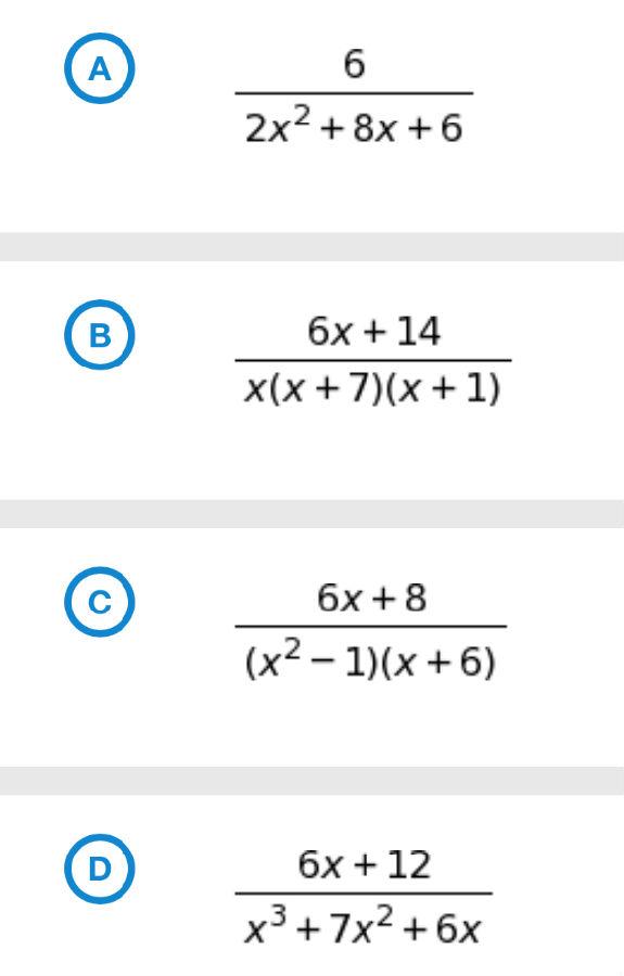 SAT官方每日一题附答案和解析[数学](2019年10月21日)