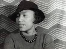 講述南方非裔美國人生活的作家—卓拉·尼爾·赫斯頓.png