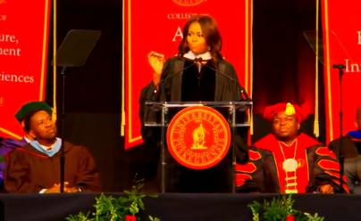 米歇爾·奧巴馬2015塔斯基吉大學畢業演講