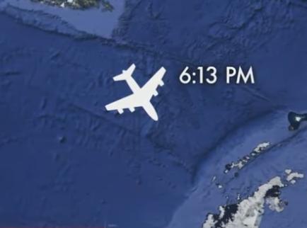 智利载有38名乘客飞机失联.png
