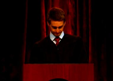 埃文·斯皮格尔2015南加州大学马歇尔商学院毕业演讲