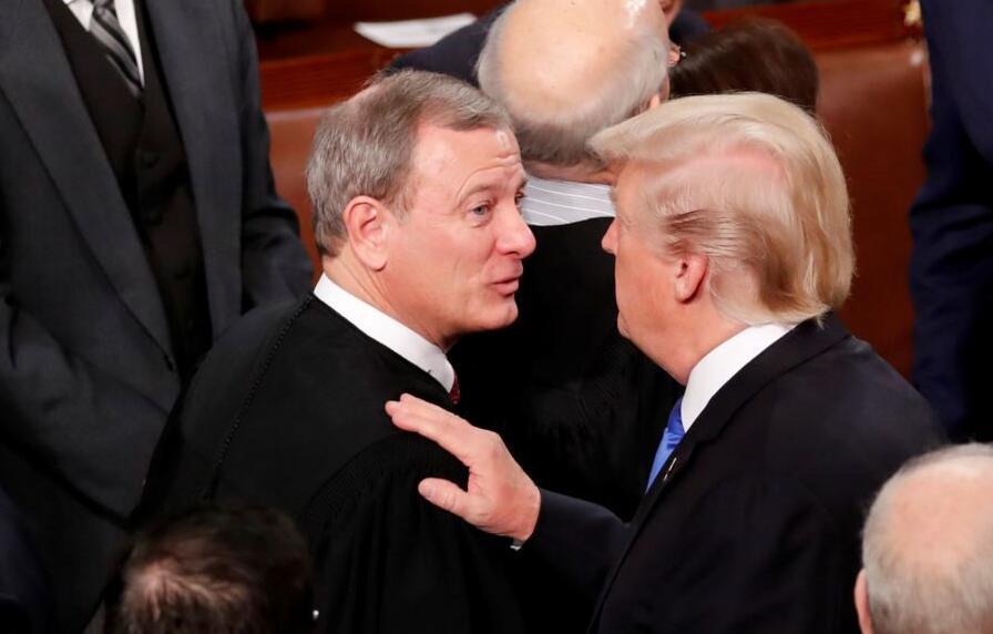 美最高院首席大法官将影响特朗普任期.jpg