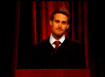 埃文·斯皮格爾2015南加州大學馬歇爾商學院畢業演講