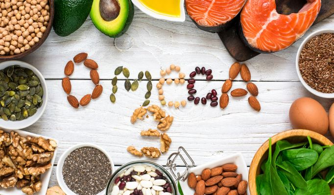 富含Omega3脂肪酸的食物