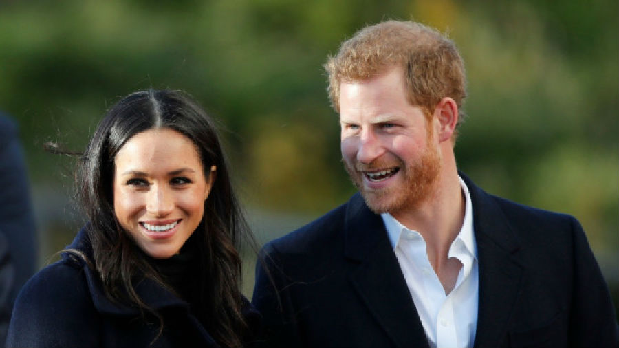 哈里王子和梅根王妃.jpg