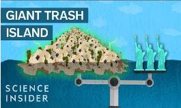 太平洋里的垃圾