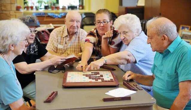 2060年美国25%人口将逾65岁.jpg