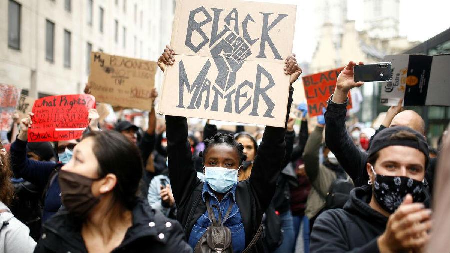 反歧视抗议蔓延至欧洲.jpg