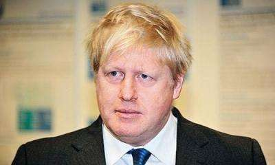 英国首相约翰逊准备重返工作岗位.jpg