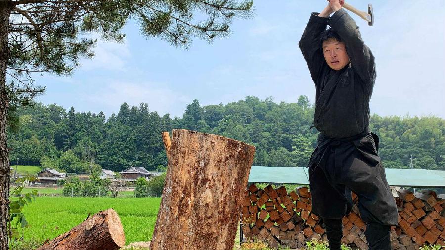 日本首位忍者碩士畢業.jpg