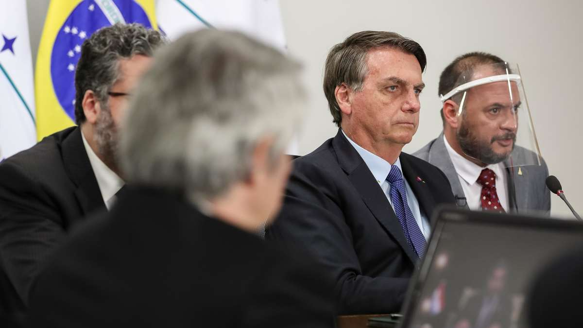 巴西总统接受第四次新冠病毒检测
