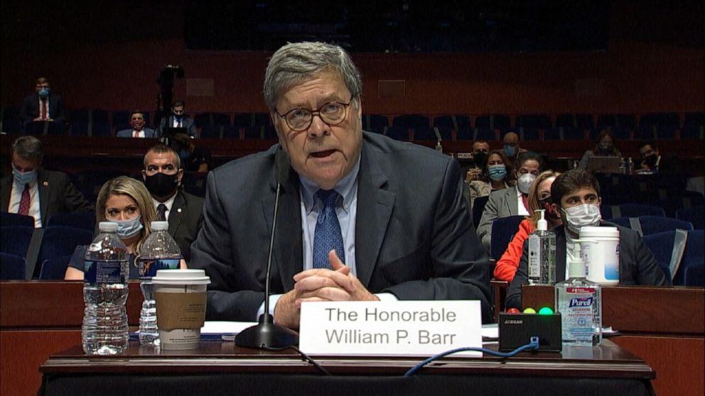 司法部长巴尔出席众议院听证会.jpg