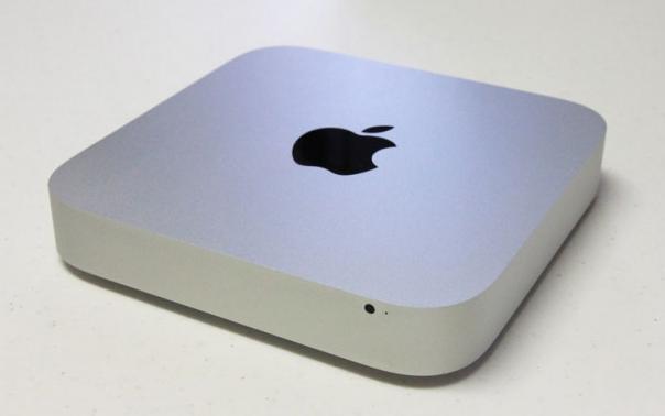 2005年MacWorld大会 乔布斯介绍Mac mini