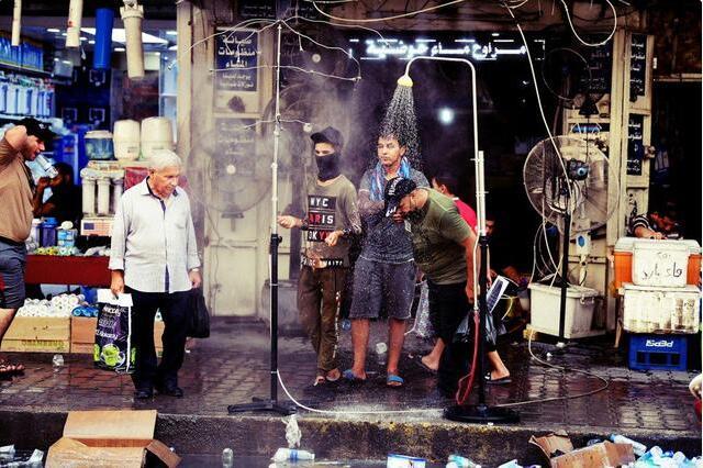 酷暑和政治加剧了伊拉克的电力危机.jpg