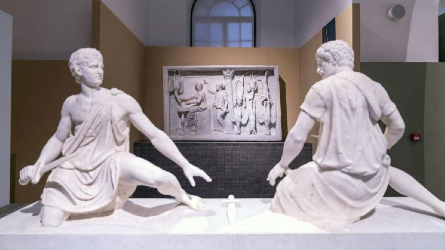 古希腊和罗马雕塑作品重见天日.jpg