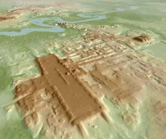 墨西哥专家发现玛雅古城遗址.jpg