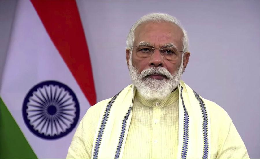 2020年印度经济陷入严重衰退.jpg